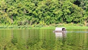La vue de lac Photographie stock