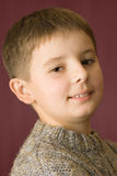 La vue des enfants Photographie stock
