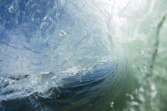 La vue des surfers Images libres de droits