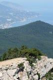 La vue du seabay Photo stock