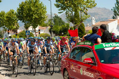 La Vuelta Royalty Free Stock Image