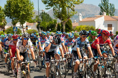 La Vuelta Stock Photo