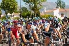 La Vuelta Stock Photography