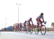 La Vuelta 2015 Stock Photo