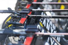 La Vuelta 2014 Royalty Free Stock Images