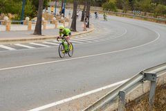 La Vuelta Stage 20 Stock Photography
