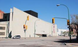 La Winnipeg Art Gallery Fotografia Stock Libera da Diritti