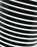 La zebra gradice la priorità bassa del reticolo Fotografie Stock