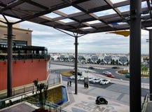 La Zenia大道购物中心 西班牙 免版税库存图片