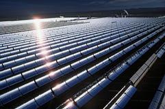 la zone lambrisse solaire Photos libres de droits