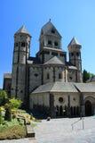 laachmaria kloster Fotografering för Bildbyråer