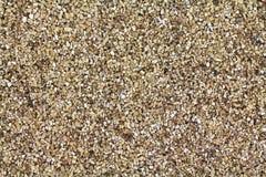 Laag van vermiculiet Royalty-vrije Stock Foto
