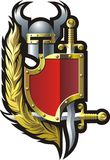 Laag-van-wapens Royalty-vrije Stock Foto's