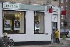 LAAN & SPAR  L�N & SPAR Royalty Free Stock Photo