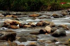 Laar河, Poloor,伊朗 免版税图库摄影