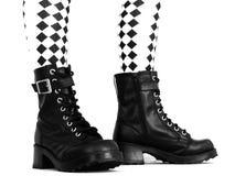 Laarzen #1 Stock Afbeeldingen