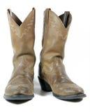 Laarzen 2 van de cowboy Stock Foto