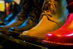 Laarzen Stock Foto