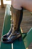 Laarzen Royalty-vrije Stock Fotografie