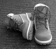 Laarzen. stock afbeelding