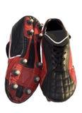 Laarzen stock fotografie