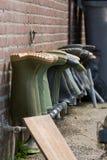 Laarzen Stock Foto's