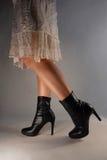 Laarzen Royalty-vrije Stock Afbeeldingen