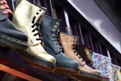 Laarzen royalty-vrije stock foto's