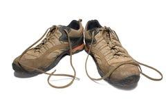 Laarzen voor reizigers Royalty-vrije Stock Afbeelding