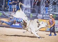 Laatste Cowboy Standing Stock Foto