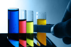 Lab Stock Photography