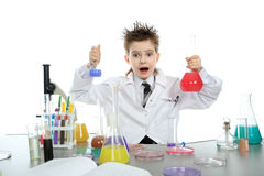 Lab Royalty Free Stock Photos