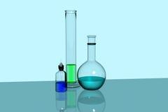 Lab equipment Stock Photo