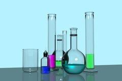Lab equipment Royalty Free Stock Image