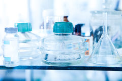 Lab equipment Royalty Free Stock Images