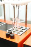 Lab equipment Royalty Free Stock Photography