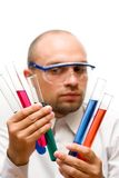 Lab Experiment Stock Images