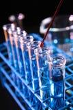 Lab experiment Stock Photos