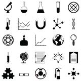 Lab ikony set ilustracji