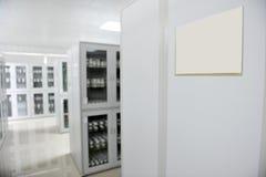 Lab interior Royalty Free Stock Photos