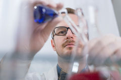 Lab life Stock Photography