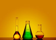 Lab still life Royalty Free Stock Image
