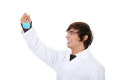 Lab worker Stock Photos