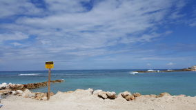 Labadee,海地 图库摄影