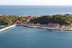 Labadee Haïti royalty-vrije stock foto's