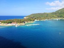 Labadee, Haiti Royalty Free Stock Photo