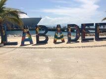 Labadee royalty free stock photos