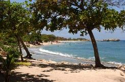 Labadee Hatiti de Caraïben Stock Afbeeldingen
