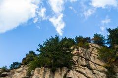 Labaguo Pechino Cina della montagna Fotografia Stock Libera da Diritti