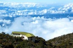 Laban Lata, Mount Kinabalu Stock Image